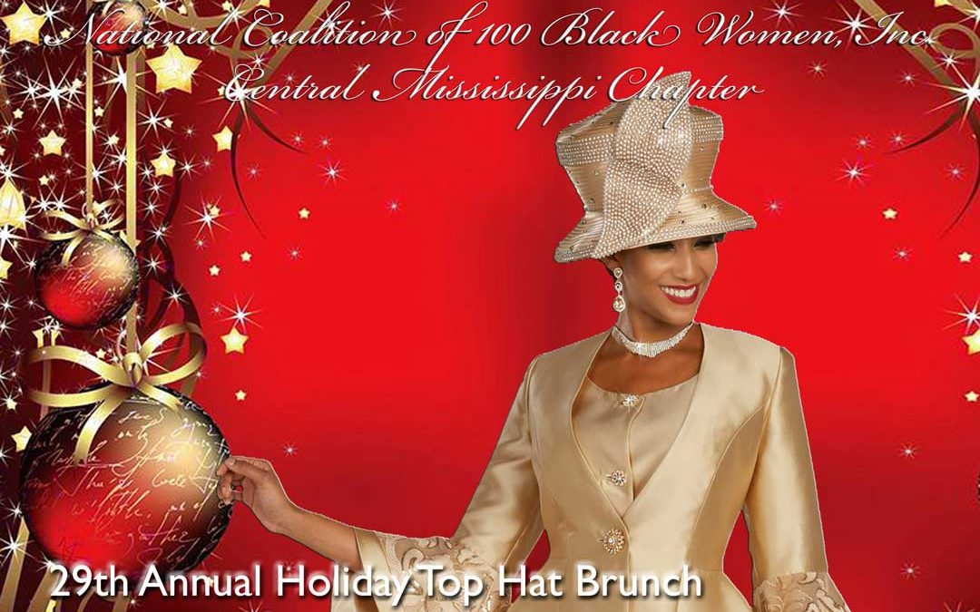 Holiday Top Hat Brunch